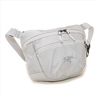 (アークテリクス) Arc'teryx MAKA2 バッグ 17172 ユニセックス ウエストバッグ 鞄 ロゴ ライトグレー [並行輸入品]
