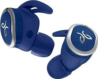 JAYBIRD RUN TRUE WIRELESS SPORT HEADPHONES BLUE STEEL