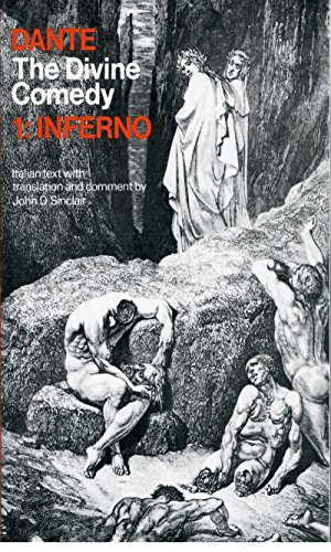 The Divine Comedy: Volume 1: Inferno (Galaxy Books) (English Edition)