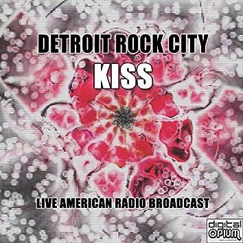 Detroit Rock City (Live)