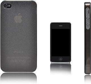 Xcessor Dark Magic 2 Ultra Thin Hard Plastic Case for iPhone 4/4S - Grey
