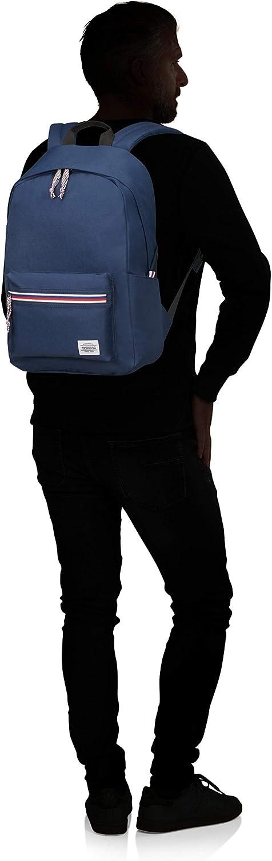 42.5 cm 19.5 Litre Backpack American Tourister Upbeat Black