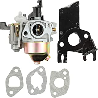 Buckbock Carburetor Carb for Honda GX120 GX160 GX168 GX200 Harbor Freight Predator 212CC R210 Gas Engine 68121 69727 68120 69730 60363