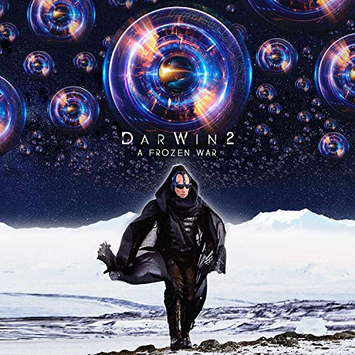 Darwin 2: A Frozen War (Double Coloured Eco-Vinyl Gatefold LP w/ 30 x20 Poster) [Vinyl LP]