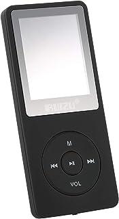 مشغل MP4 بدقة صوت عالي الجودة من RUIZU X02 8GB 1. 8 بوصات MP3 MP4 بجودة الصوت بدون خسارة بطاقة TF راديو FM تسجيل التقدير ا...
