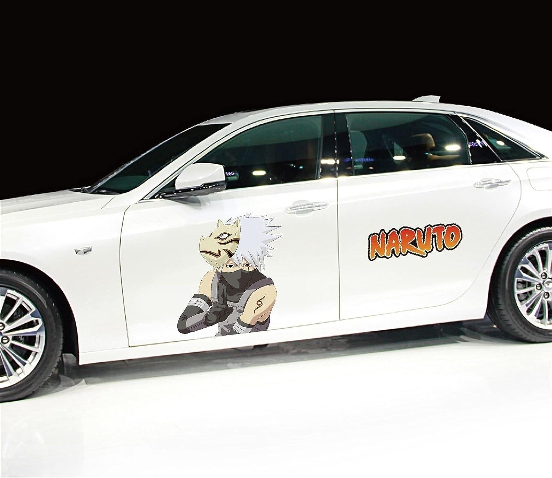 ZZYYII New product!! Naruto: Hatake Kakashi Animation Daily bargain sale Car Stickers Wa Scratch