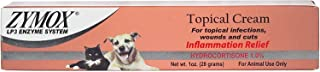 Zymox Topical Cream with Hydrocortisone 1.0% for Dogs & Cats, 1-oz tube