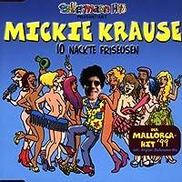 10 nackte Friseusen [Single-CD]