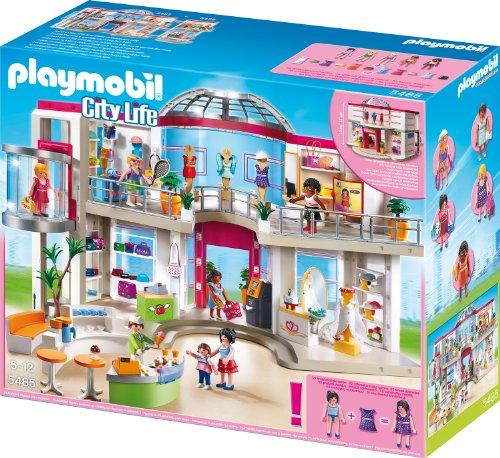 Playmobil 5485 - Shopping-Center mit Einrichtung