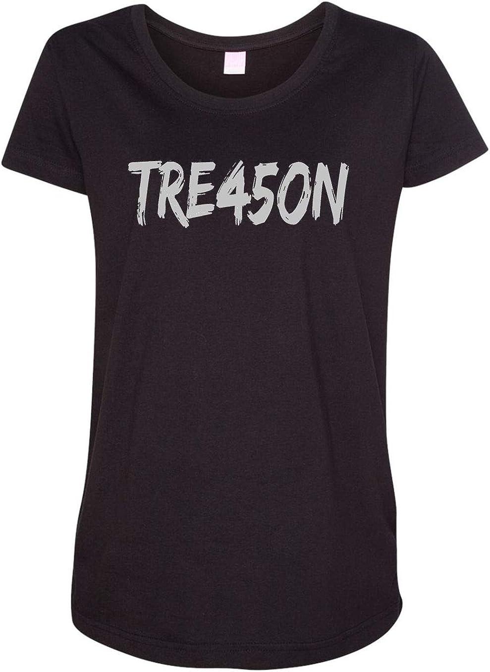 HARD EDGE DESIGN Women's Treason 45 T-Shirt
