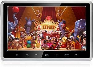 MiCarBa Voiture Lecteur DVD 10.1 Pouces 1080 P HD Appui-Tête Lecteur DVD Moniteur Auto..