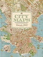 City Maps 2021: Metropolen der Welt in alten Stadtplaenen