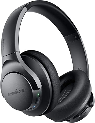 popular Anker Soundcore Life wholesale Q20 Hybrid Active Noise Cancelling Headphones, Wireless Over Ear Bluetooth Headphones, 40H Playtime, Hi-Res Audio, Deep Bass, Memory Foam sale Ear Cups, for Travel, Home Office online