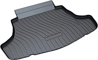 Vesul Rear Trunk Cargo Cover Boot Liner Tray Carpet Floor Mat Fits on Toyota Camry 2018 2019 2020