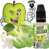 Aroma Concentrado OASIS MANZANA   30ML   ElecVap   Sin Nicotina: 0MG   E-Liquido para Cigarrillos Electronicos - E Liquidos para Vaper
