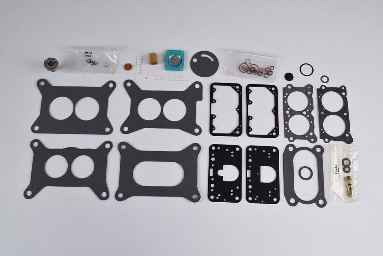 Carb carburetor carburator rebuild repair kit for Volvo Penta Holley 3.0 4.3 5.0 5.7 2bbl