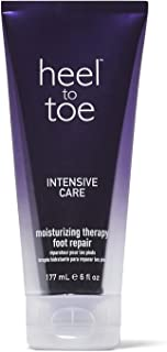 Heel to Toe Moisturizing Therapy Foot Repair 6oz.