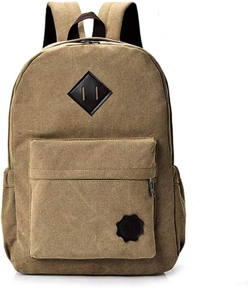 Bag Lady Men Canvas Backpack 70% Weekly update OFF Outlet Fashion Student S Travel School