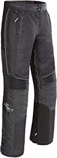 Joe Rocket Cleo Elite Women's Textile Motorcycle Pants (Black, Medium)