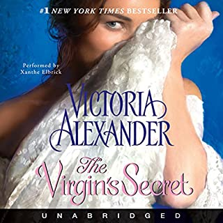 The Virgin's Secret audiobook cover art