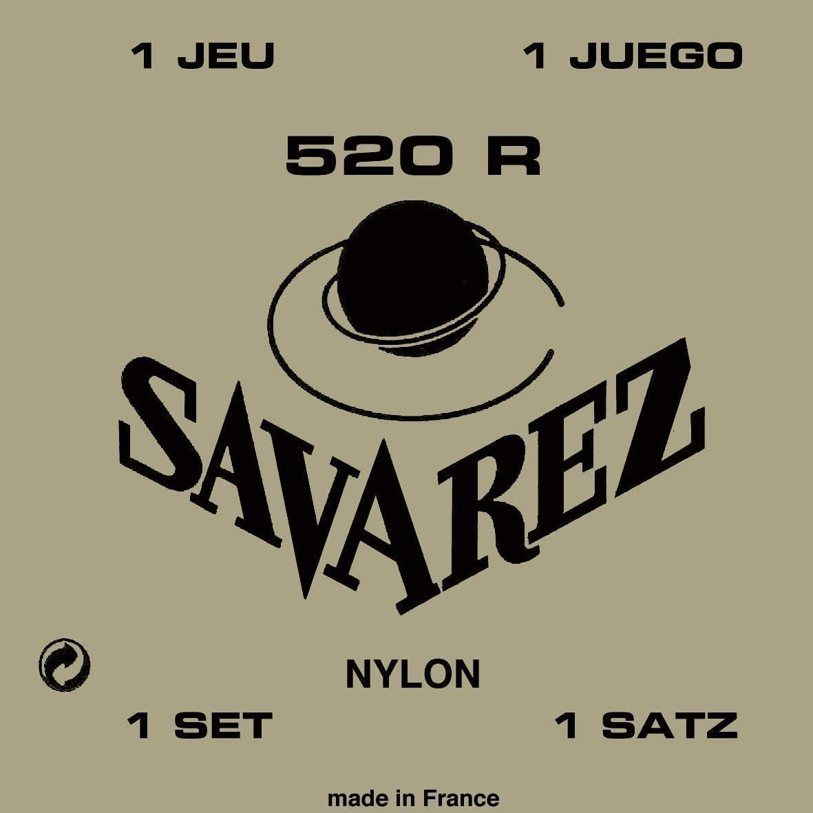 Rectified Nylon High Tension Classical Guitar Strings Savarez Improved. Improved - None.