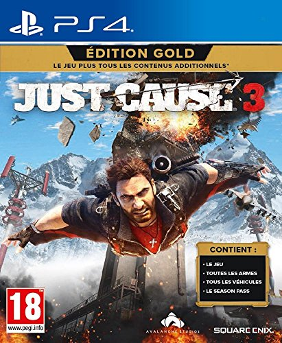 Just Cause 3 - édition gold