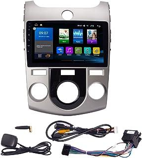 Android 10 Autoradio Autonavigation Steuergerät Stereo Multimedia Player Geographisches Positionierungs System Radio IPS 2.5D Touchscreen Für KIA Forte 2008 2017