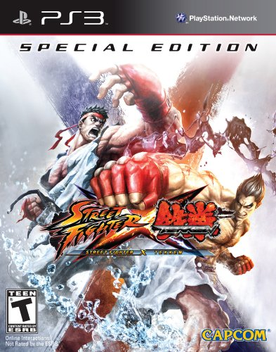 Capcom Street Fighter x Tekken CE, PS3, ESP PlayStation 3 Español vídeo - Juego (PS3, ESP, PlayStation 3, Lucha, Modo multijugador, E12 + (Everyone 12 +))