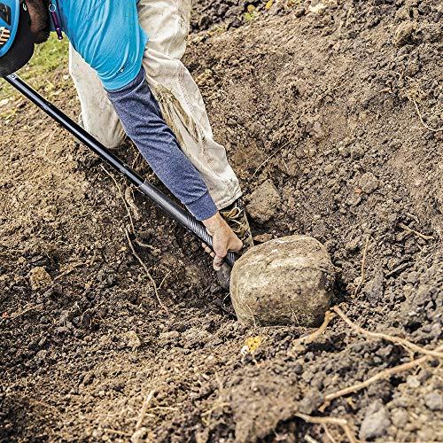 Fiskars 397960-1001 PRO Shovel, Digging, 44 Inch, Silver