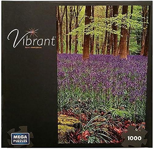 más descuento VIBRANT 1000 PIECE PUZZLE VIEW VIEW VIEW THROUGH THE WOODS by Mega Puzzles  Compra calidad 100% autentica