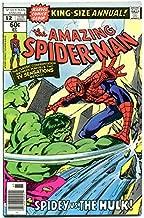 AMAZING SPIDER-MAN #12 Annual, VF/NM, vs HULK, John Romita, 1963, more in store