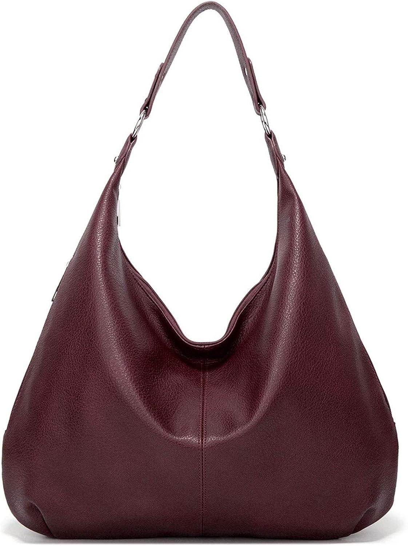 We OFFer at cheap prices BUKESIYI shopping Women's Top-Handle Bags Hobos Handbags Shoulder PU