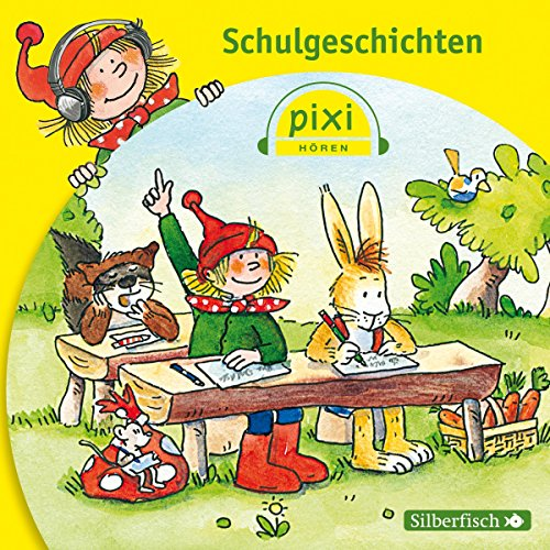 Schulgeschichten audiobook cover art