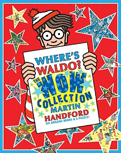 Best where's wally book