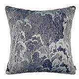 HQQ Chinesisch Blau Modell Raumdekoration Kissen Soft Bag-Kissen-weiche Ink-Platz Kissen