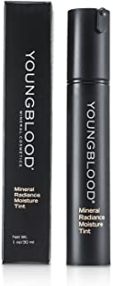 Mineral Radiance Moisture Tint - Warm Youngblood Foundation 1 oz Women