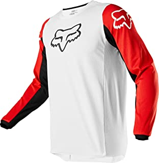 Best black and white fox jersey Reviews