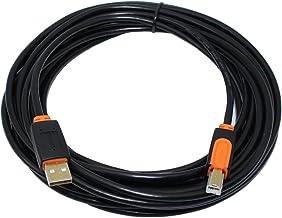 SNANSHI Printer Cable 15 Feet,Printer USB Cable USB 2.0...