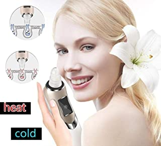 Blackhead Remover Vacuum Suction Facial Pore Cleaner Electric Acne Extractor Kit With For Women And Men Black Heads Extraction