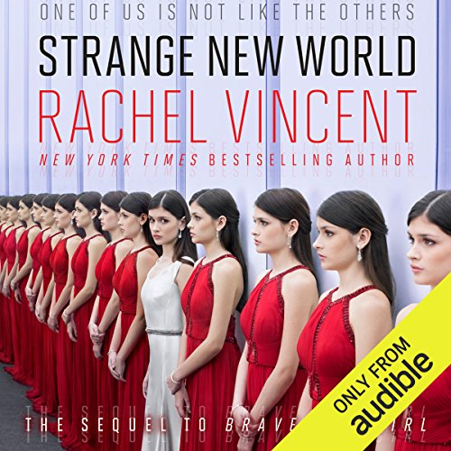 Strange New World audiobook cover art