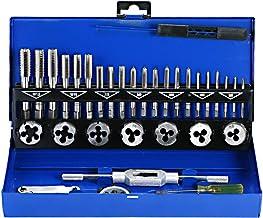 مجموعة رؤوس مفكات اتش اس اس تاب اند داي المكونة من 32 قطعة، ادوات للربط اليدوي بنظام القياس المتري ام 3- ام 12، مصنوعة من ...