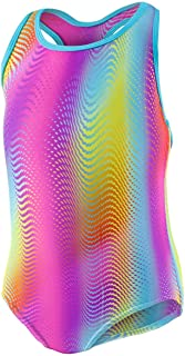Speedo Girls Racerback One Piece Swimsuit
