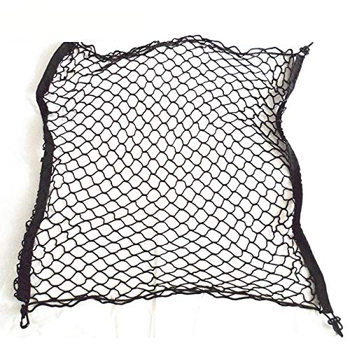 HBJP Car Trunk Mesh Net Cargo Luggage Trunk for Audi A4 B5 B6 B8 A6 C5 C6 A3 A5 Q3 Q5 Q7 BMW E46 E39 E90 E36 E60 E34 E30 F30 F10 (Color Name : 70x70)
