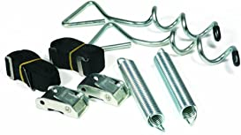 Explore awning straps for RVs