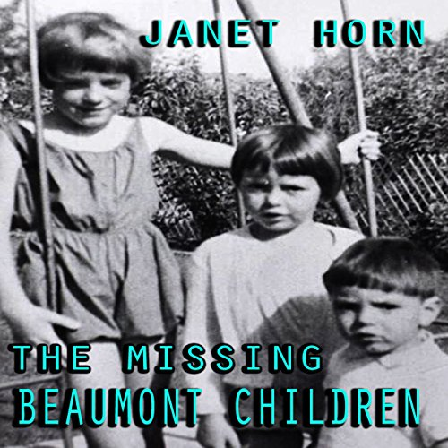 The Missing Beaumont Children audiobook cover art