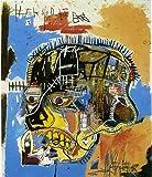 1981 Jean Michel Basquiat Crane sans Titre Untitled Skull American painting p
