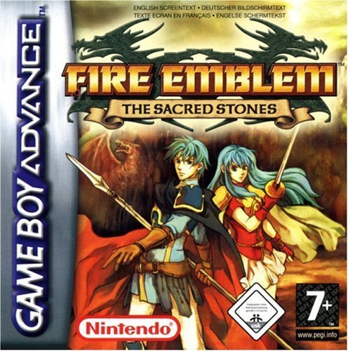 Nintendo Fire Emblem: The Sacred Stones, GBA