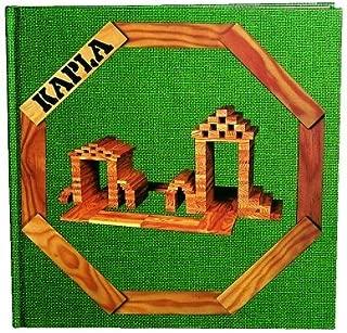 KAPLA Art Book 3 Green - Simple Architecture