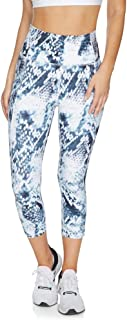 Rockwear Activewear Women's Reptilia 7/8 Print Tight from Size 4-18 for 7/8 Length Ultra High Bottoms Leggings + Yoga Pant...