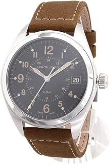 sports shoes 854be 84448 Amazon.co.jp: HAMILTON(ハミルトン) - メンズ腕時計: 腕時計